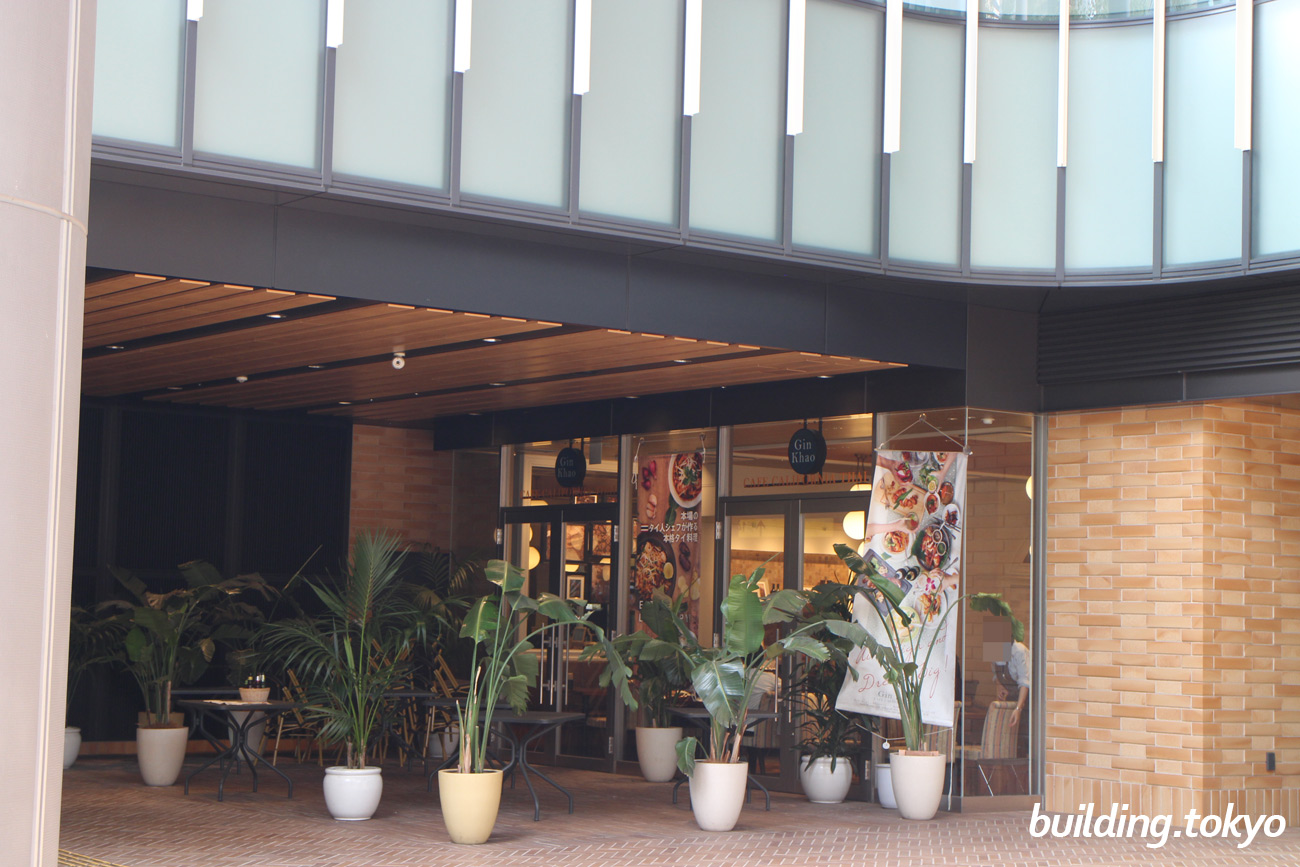 赤坂インターシティAIR,ギン カーオ カフェ カリフォルニア タイ B1F