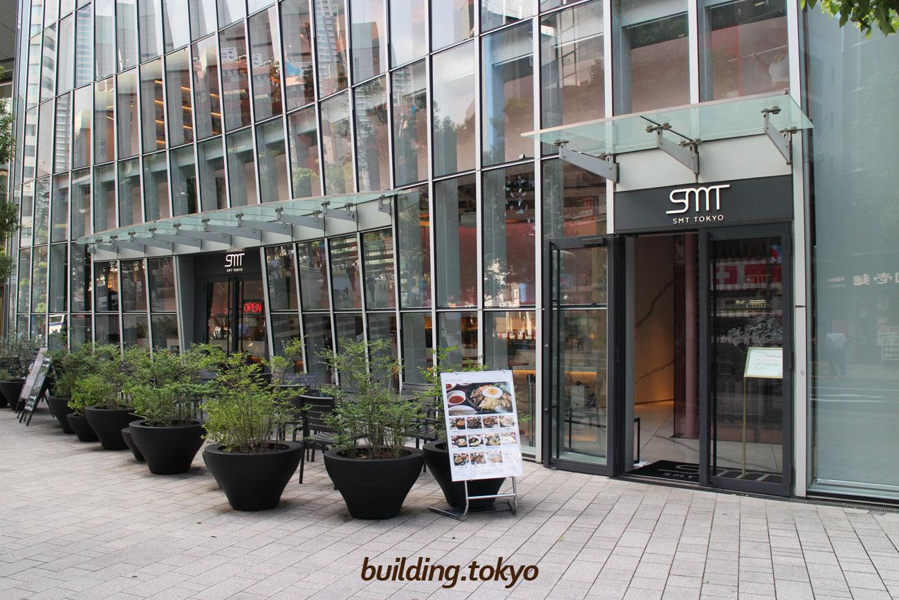 赤坂Bizタワー、SMT Tokyo。