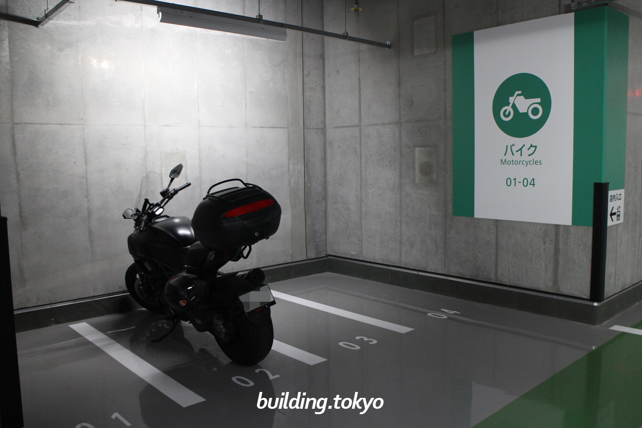 最初の〇時間無料のバイク駐車場、自転車駐輪場