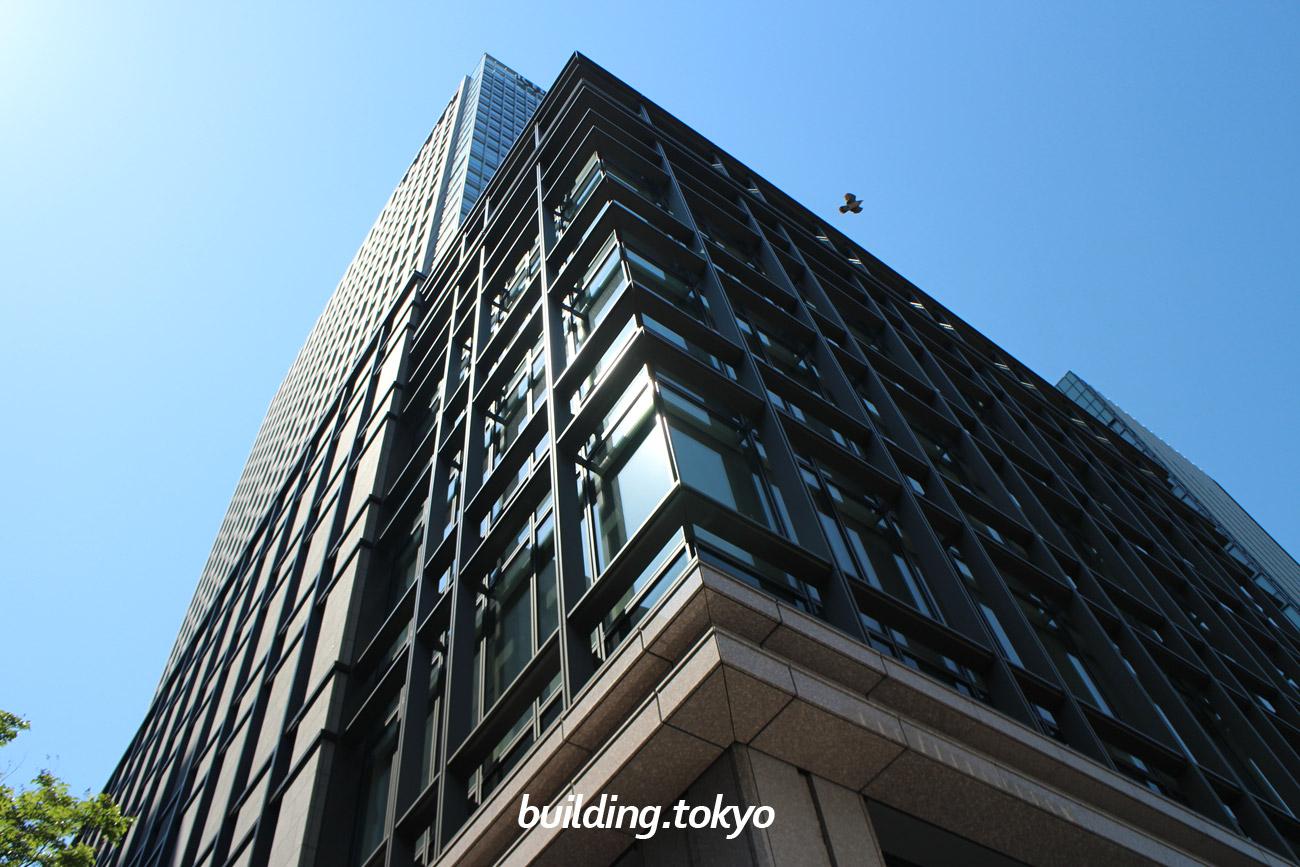 京橋エドグラン。