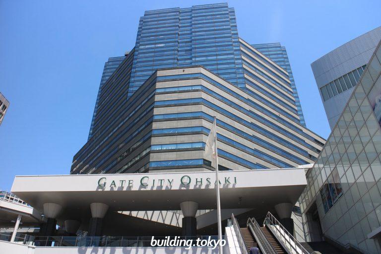 ゲートシティ大崎 ウエストタワー|フロアガイド・アクセス・駐車場