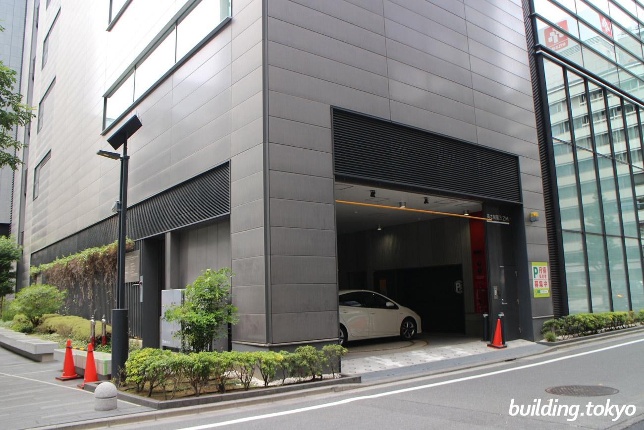 KPP八重洲ビル駐車場
