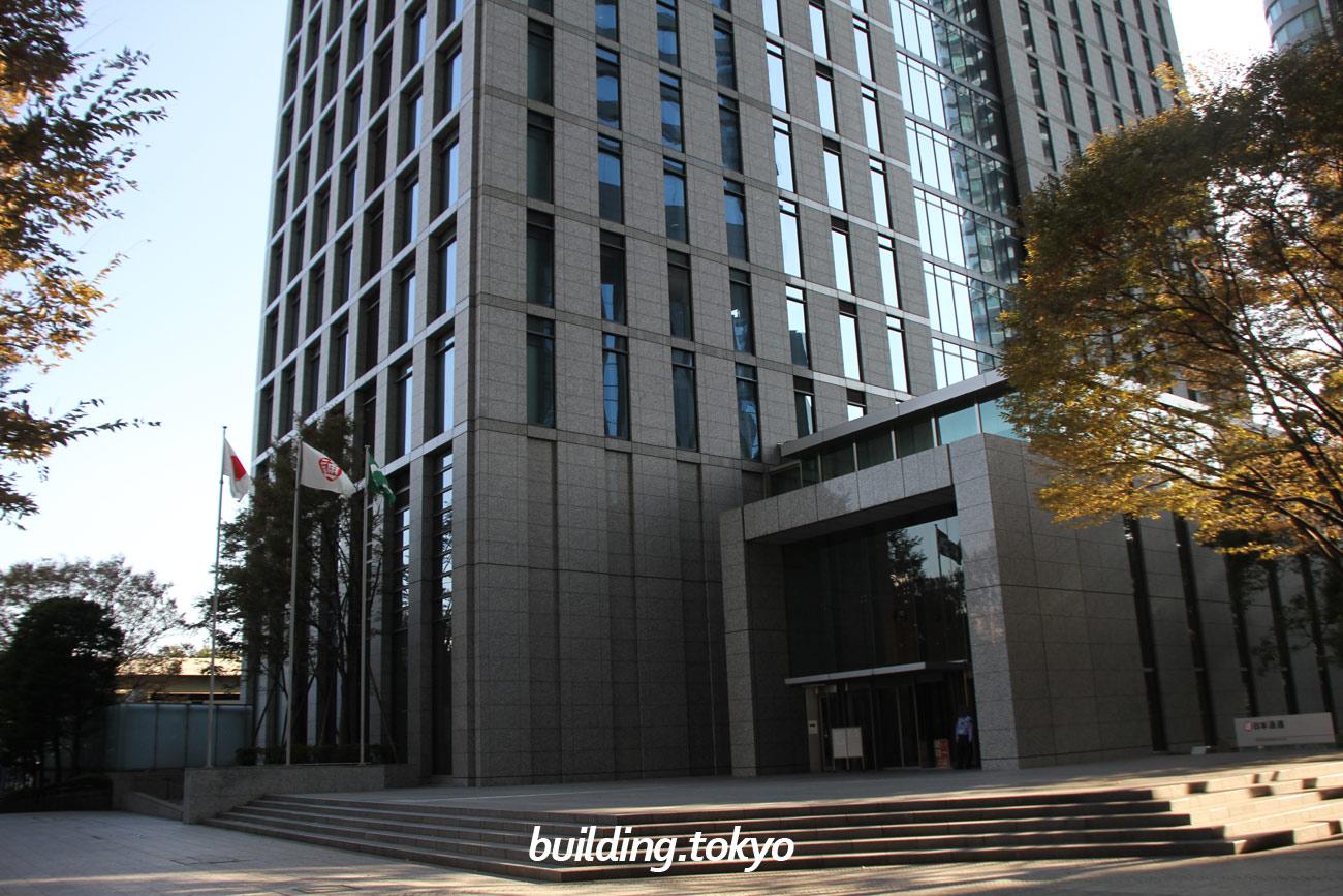 日本通運本社ビル
