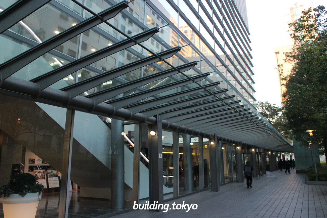 NTTデータ品川ビル