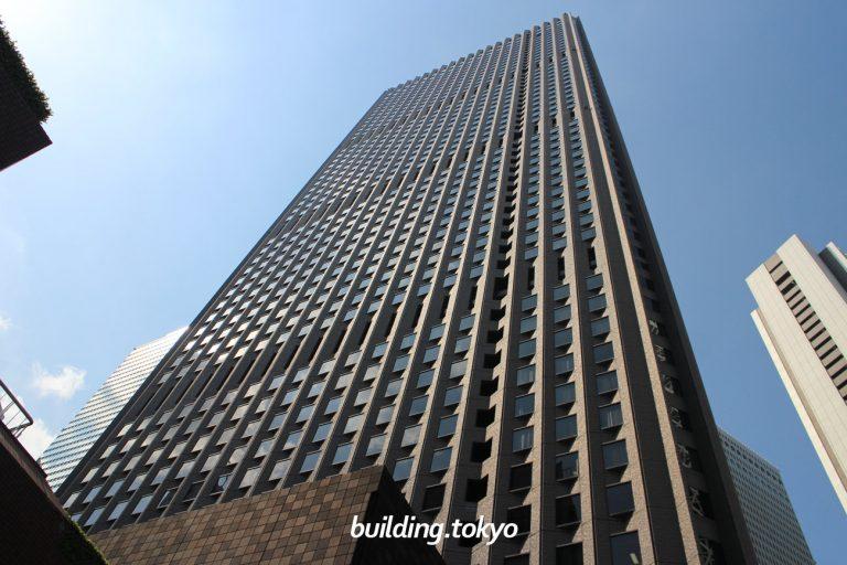 新宿センタービル|フロアガイド・アクセス・駐車場