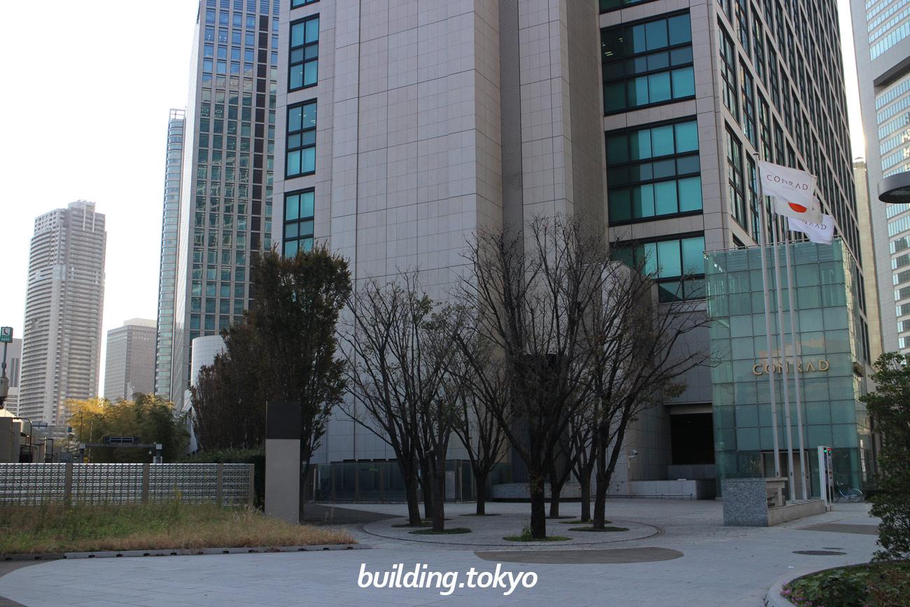 東京汐留ビルディング