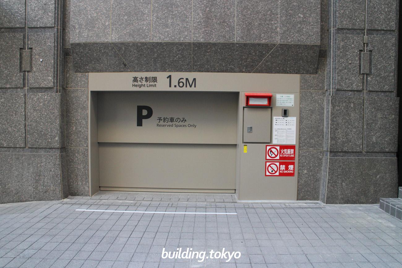 としま区民センター【Toshima Civic Center】、駐車場
