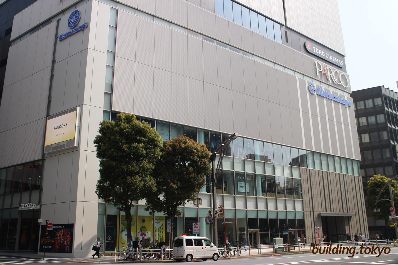 上野フロンティアタワー